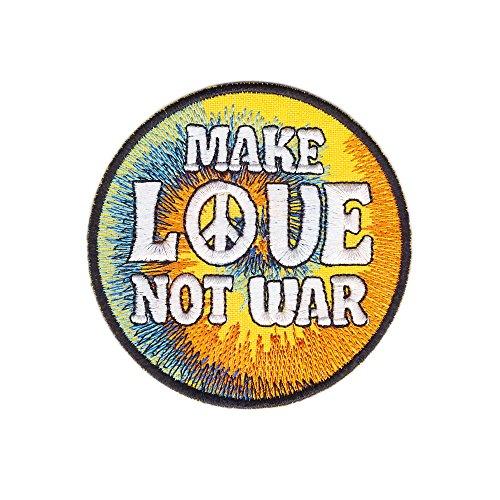 Hippie Zeichen - Make Love Not War Peace Zeichen