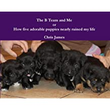 The B Team and Me, or How five adorable puppies nearly ruined my life