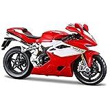 Maisto Diecast 1/12 MV Agusta F4 RR 2012 Racing Moto Motorcycle #31101