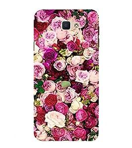 ifasho Designer Back Case Cover for Samsung Galaxy On7 G600Fy :: Samsung Galaxy Wide G600S :: Samsung Galaxy On 7 (2015) (Dressy Rose Essential Oil For Face Rose 100 Cotton Bedsheet Way Of SpeakingExp.)