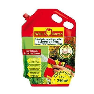 WOLF-Garten Flüssig-Rasendünger VITAL »Sommer & Herbst« LV 250 R; 3848030 von WOLF-Garten auf Du und dein Garten