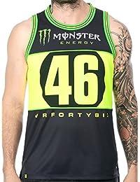 Débardeur Valentino Rossi Monster Energy VR46 Noir