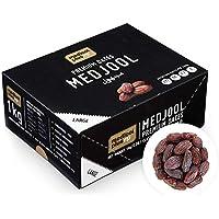 KoRo - Datteri Medjoul PREMIUM LARGE con nocciolo 1 kg - datteri essiccati extra morbidi senza zucchero e senza zolfo…