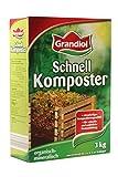 Grandiol Schnellkomposter organisch