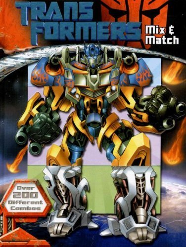 transformers-mix-match-transformers-readers-digest-by-david-roe-2007-05-29