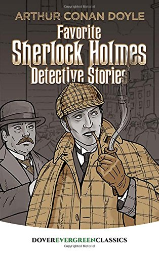 Favorite Sherlock Holmes Detective Stories (Dover Children's Evergreen Classics) por Sir Arthur Conan Doyle