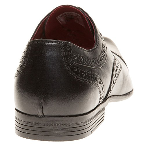 Red Tape Branston Homme Chaussures Noir Noir