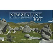 """New Zealand 360° Landscape Panoramas (360 Degree Landscape Panoramas - The """"Fascinating Ones"""")"""