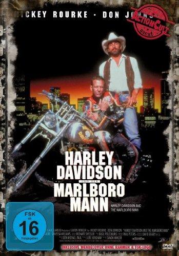 Bild von Harley Davidson und der Marlboro Mann (Action Cult, Uncut)