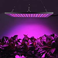 45W LED Plant Grow Lights, LENDOO 225 LEDs Plant Lamp Ultra-thin Red Blue Panel Plant Hydroponic Growing Lights Hanging Application for Indoor Plants Indoor Garden Greenhouse Plants Flowers Botanical by LENDOO