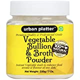 #2: Urban Platter Vegetable Bouillon and Broth Powder, 200g