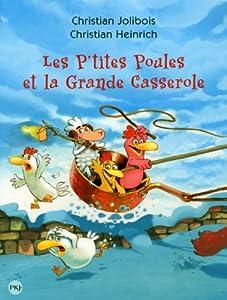 """Afficher """"Les p'tites poules n° 12<br /> Les p'tites poules et la grande casserole"""""""