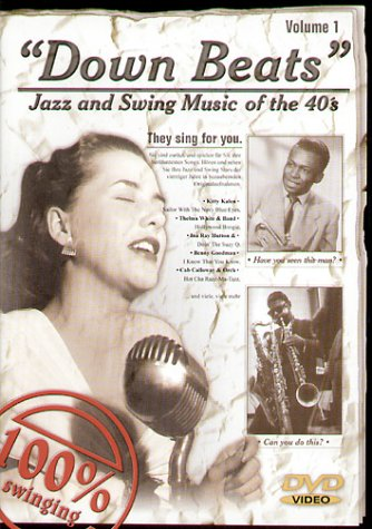 Down Beats - Jazz and Swing Music of the 40's