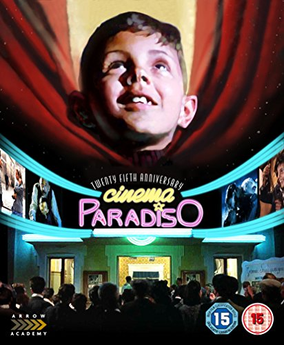 Cinema Paradiso 25Th Anniversary Remastered