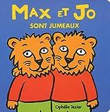 Looulou & Cie, Tome : Max et Jo sont jumeaux