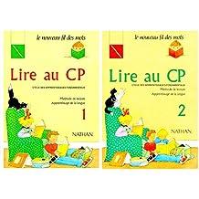 Amazon.fr : lire au cp nathan : Livres
