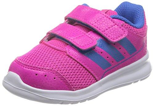 adidas Performance Mädchen LK Sport 2 CF i Laufschuhe, Pink (Pink/Blau/Weiß), 25 EU