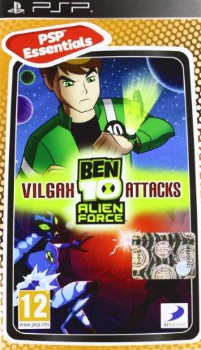 Ben 10: Alien Force - Vilgax Attacks (Linea