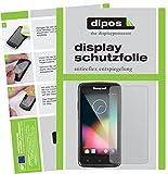dipos I 6X Schutzfolie matt passend für Honeywell EDA50k Folie Displayschutzfolie