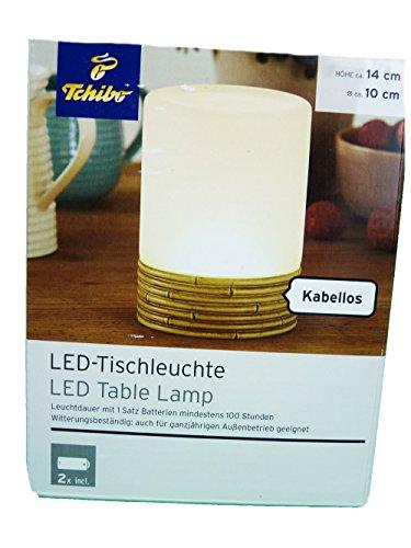52877f4aef TCM Tchibo LED Tischlampe Lampe Tichleuchte Leuchte kabellos in ...