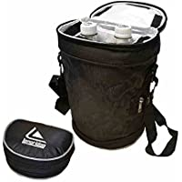 Longridge Golf Zubehör Faltbare Kühltasche, Mehrfarben, One size,