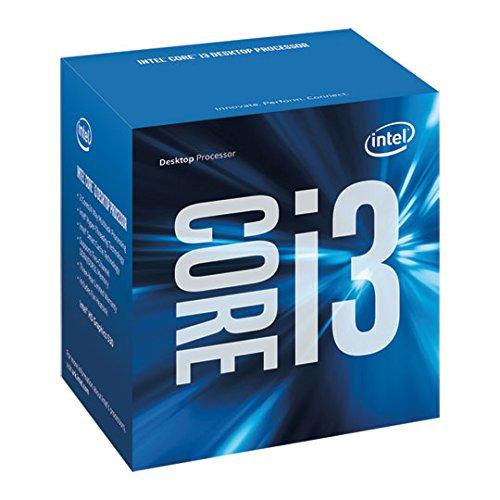 Intel Processore i3-6100T, Argento