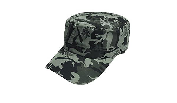 Botrong Men Women Camouflage Outdoor Climbing Baseball Cap Hip Hop Dance Hat Cap: Amazon.co.uk: Kitchen & Home