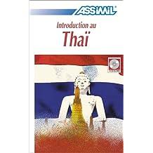 Introduction au Thaï (coffret 3 CD)