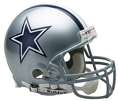NFL Riddell Authentic Full-Size-Helmet Dallas Cowboys
