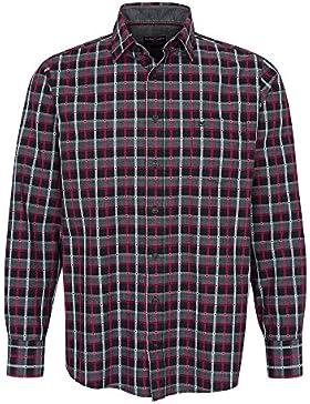 CASAMODA SPORTS Herren Businesshemd 100% Baumwolle - auch große Größen Comfort Fit