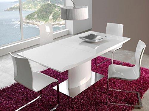 Générique Table A Manger Extensible 160X90X76Cm