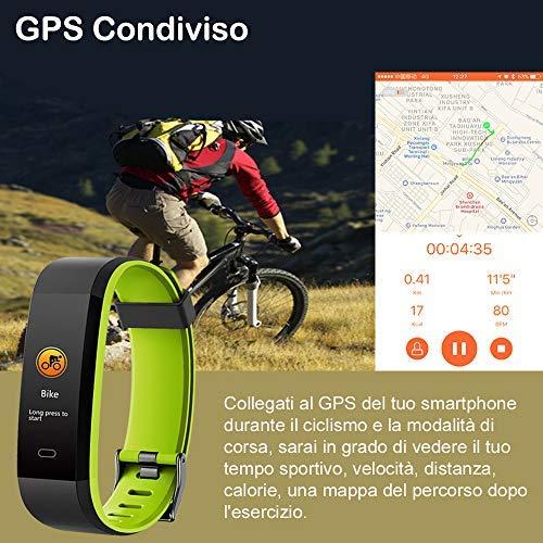 Zoom IMG-3 willful orologio fitness tracker uomo