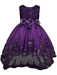Festliche kleider zur hochzeit lila