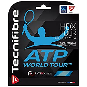 Tecnifibre ATP HDX Tour Tennis String Set Review 2018 from Technifibre