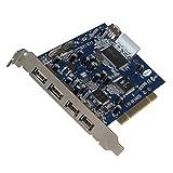 Belkin Hi-Speed USB 2.0 FireWire 6-Port PCI Card