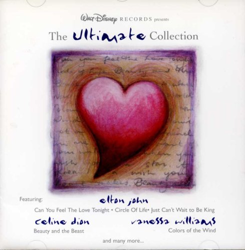 The Ultimate Collection - Walt Disney Records (UK Import)
