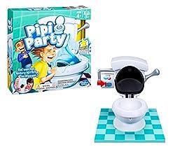 Hasbro Gaming C0447100 - Pipi Party Kinderspiel