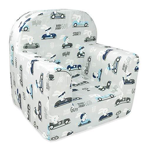 Mini Sessel für Kinder, Kindersessel - Dekoration - sehr leicht (Bunny Car)