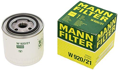 Preisvergleich Produktbild Mann Filter W9202110 Ölfilter