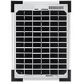 5 Panel solar monocristalino.