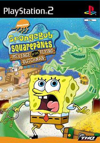 Spongebob Squarepants - Revenge of the Flying