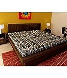 #10: Ira Double Bed Medium Soft Cotton Mattress (4 Inch)