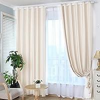 Amazon.it: tende per camera da letto - Tende classiche e drappeggi ...