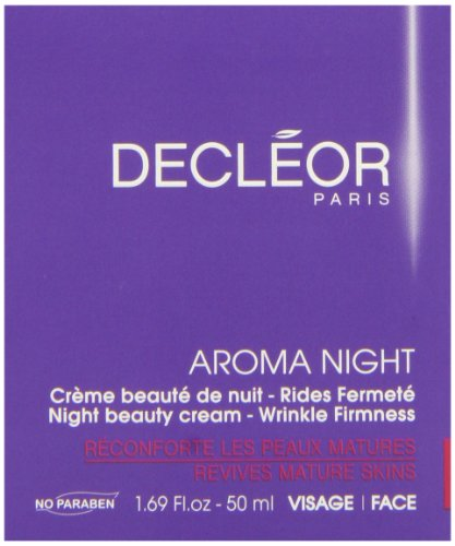 Declêor Aroma Night Crème Beauté De Nuit - Rides Fermeté 50 ml