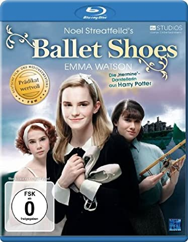 Ballet Shoes [Blu-ray] [Import allemand]