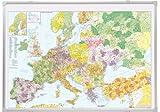 Franken KA650P Kartentafel Europa (pinnbar 1:3.600.000) 140 x 100 cm