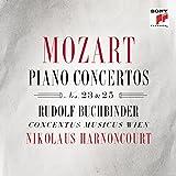 Wolfgang Amadeus Mozart: Klavierkonzerte Nr. 23 & 25