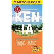 MARCO POLO Reiseführer Kenia: Reisen mit Insider-Tipps. Inklusive kostenloser Touren-App & Update-Service