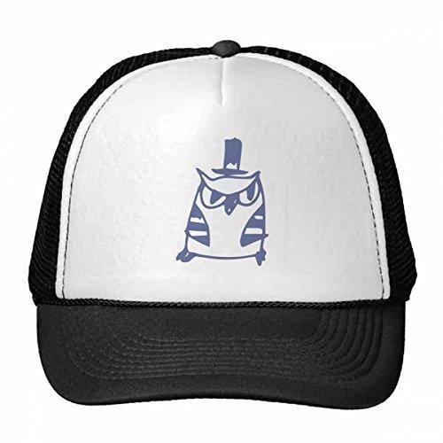 (DIYthinker Karikatur-Hut-Vogel schützen Erwachsenes Tier Pet Lover Trucker-Mütze Baseballmütze Nylon Mütze Justierbare Kappe)