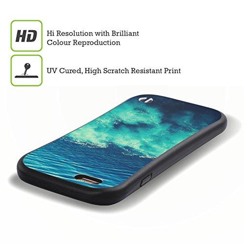 Ufficiale Haroulita Corrente 3 Santorini Mare Case Ibrida per Apple iPhone 6 / 6s Corrente 3